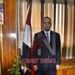 المهندس محمد مختار رئيس شركة القاهرة لانتاج الكهرباء