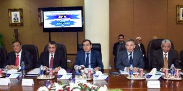 وزير البترول خلال رئاسته لأعمال الجمعية