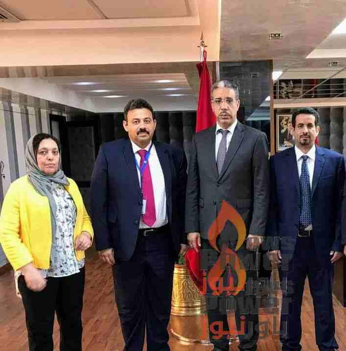 خاص من المغرب : وزير الطاقة المغربى يستقبل الرئيس التنفيذى لمجموعة بن عميرة السعودية ويرحب باستثمارات المجموعة بالمملكة