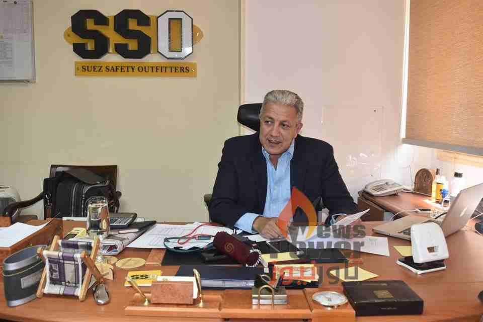 المهندس محمد صادق : SSO تستهدف ايرادات تصل الى 70 مليون جنيه ومنتجات جديدة عام 2018