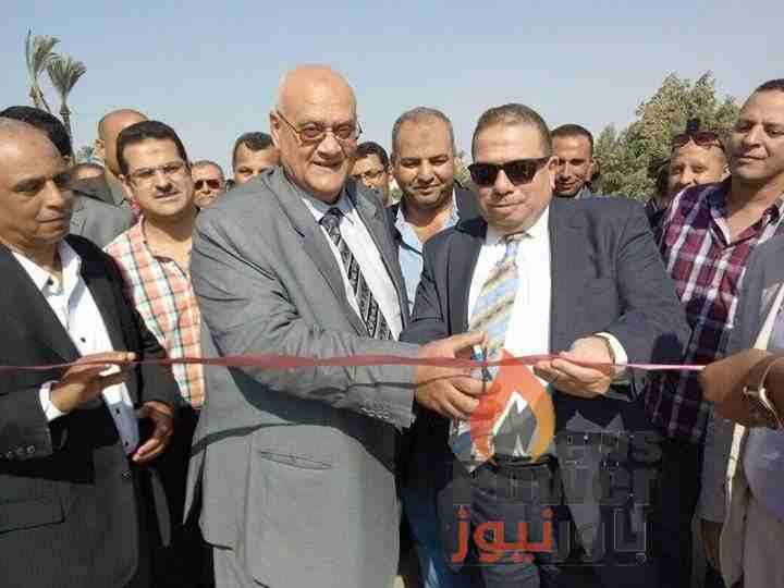 رئيس بوتاجاسكو يفتتح مستودع توزیع كرداسة بمحافظة الجيزة
