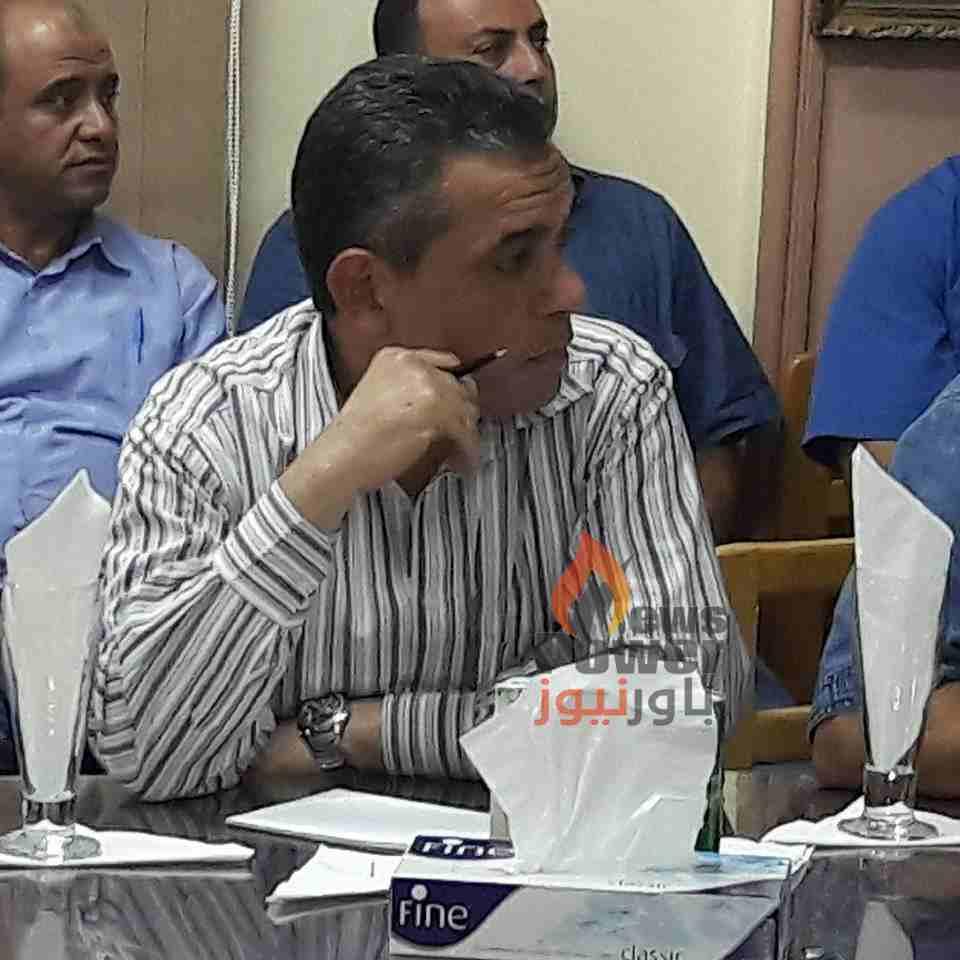 نقابة العاملين بالشركة العامة للبترول تنعي شهداء الوطن في حادث الواحات الارهابي