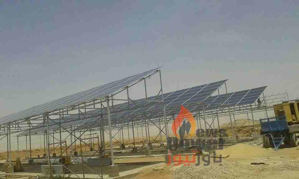 القلعة المصرية للاستثمار تنتهى من المرحلة الاولى لبناء 50 ميجاوات من الطاقة الشمسية بموقع بنبان باجمالى استثمارات يصل الى  1.1 مليار جنيه