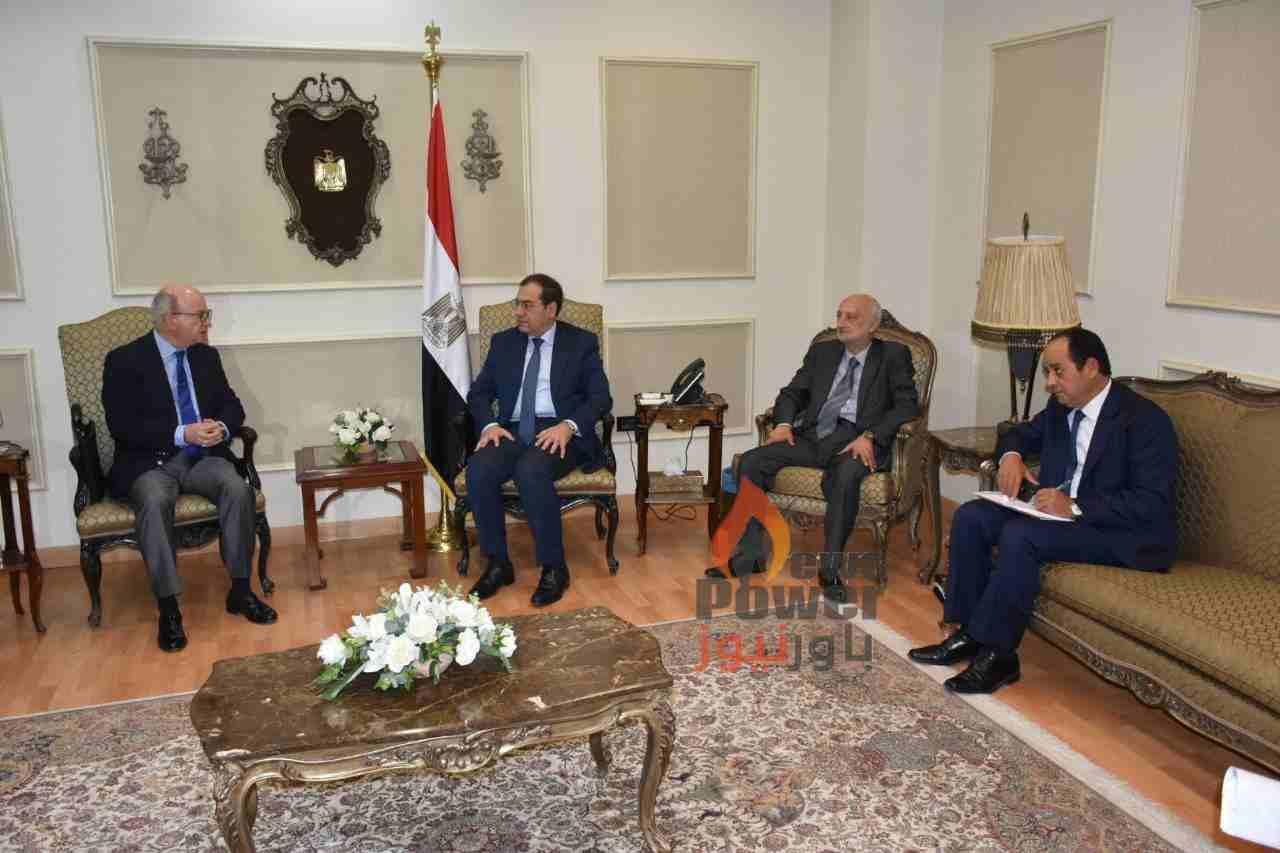 مباحثات مصرية قبرصية ضمن خطط تحول مصر  لمركز إقليمى لتجارة وتداول المنتجات البترولية والغاز الطبيعى