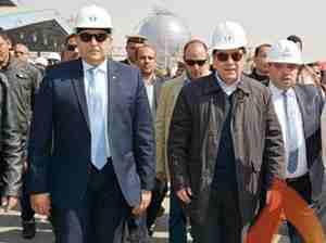 وزير البترول يزور سوهاج غداً لافتتاح محطة مصر للبترول بطريق أخميم