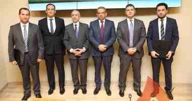 البريد للاستثمار يوقع مع شركتي حسن علام والأكاديمية العربية لتكنولوجيا المعلومات اتفاقية تأسيس شركة لإدارة مشروع