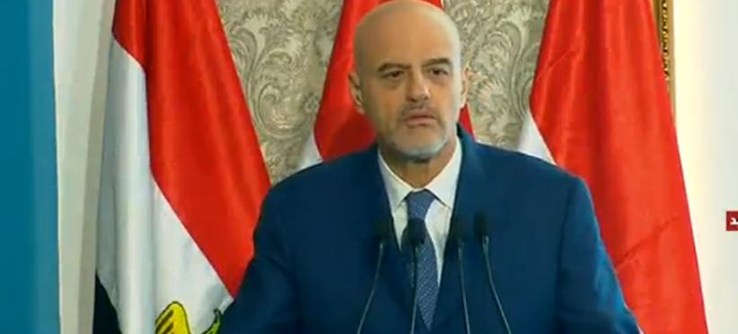رئيس اينى الايطالية : نسعى للوصول لأقصى انتاج من حقل ظهر ولدينا المزيد لتقديمه لمصر مستقبلاً