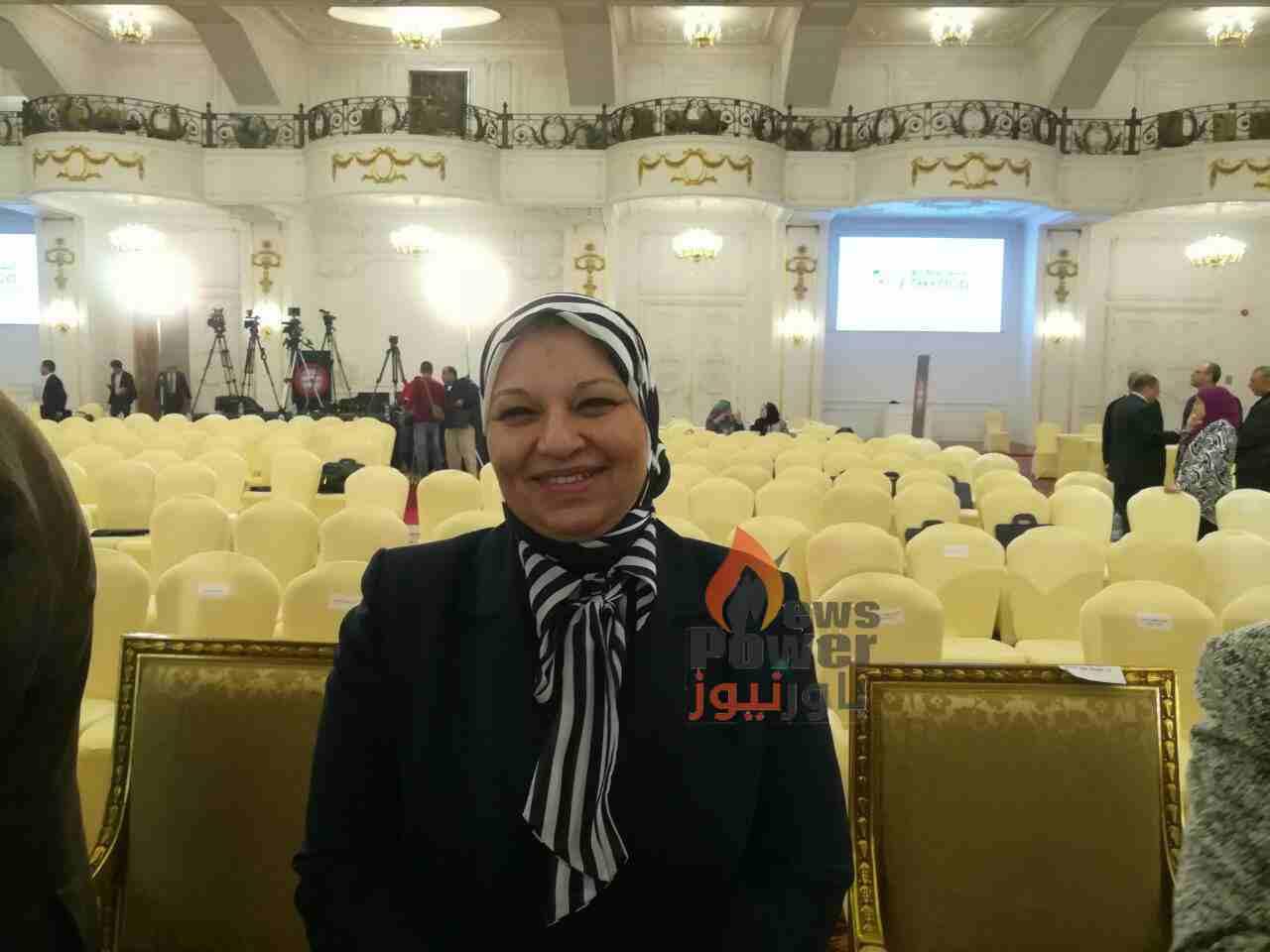 المهندسة صباح مشالي تشارك في الجولة التاسعة من الحوار الاقتصادى بين مصر والاتحاد الأوروبى ببروكسل