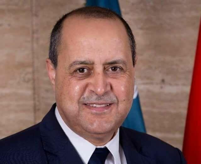 السفير الكندى وهلال على رأس عدد من قيادات قطاع البترول للاحتفال بتسويق 500 الف طن للسوق المحلية للشركة المصرية لإنتاج الميثانول