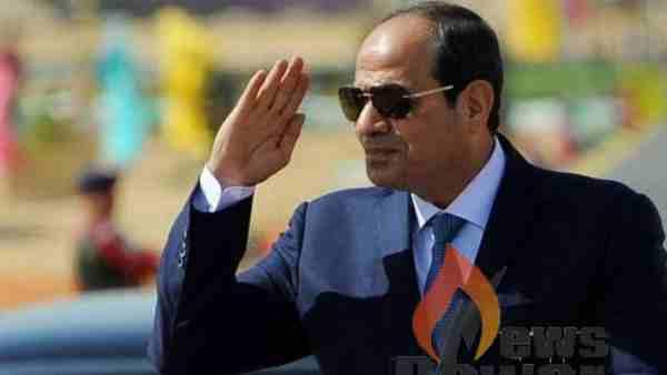 الرئيس عبد الفتاح السيسى: اتابع بفخر