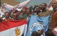 قيادات الهيئة المصرية العامة للثروة المعدنية يشاركون في مؤتمر تأييد الرئيس السيسي لفترة رئاسية ثانية