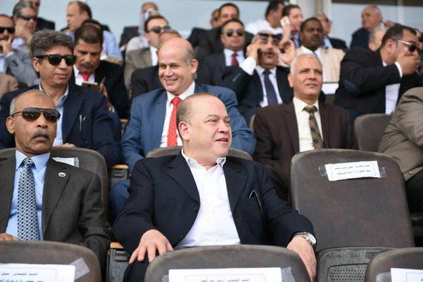بترو شهد تشارك في فاعليات مؤتمر تأييد الرئيس السيسي لفترة ولاية رئاسية ثانية