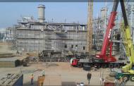 بدء اعمال تنظيف المواسير البخارية فى اكبر مشروع كهرباء فى اسيوط بقدرة 1500 ميجاوات