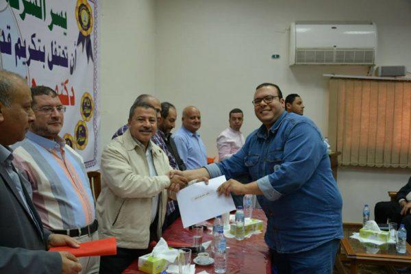 الدكتور محسن النوبى رئيس الشركة العامة للبترول : السلامة المهنية والامن الصناعى ضرورة لحفظ العاملين