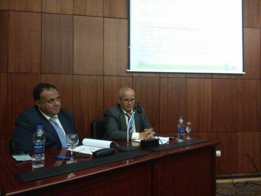 الشركات العالمية والمحلية تقدم احدث تكنولوجيات حفر ابار البترول بمؤتمر MOC