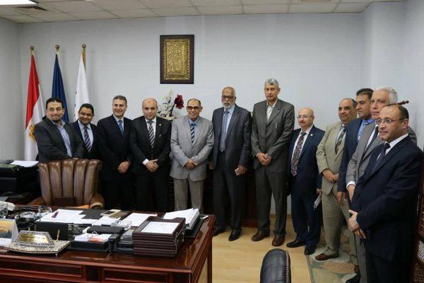 بترومنت وصان مصر يوقعان مع ايبروم عقد الصيانة والدعم الفني لمصفاة المصرية للتكرير