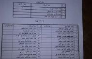 باور نيوز ينشر اسماء المرشحين في انتخابات اللجنة النقابية بشركة الوجه القبلي لانتاج الكهرباء