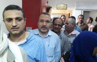 صور ..اقبال العاملين بشركة مصر العليا للتوزيع بقطاع سوهاج على انتخابات اللجنة النقاببة