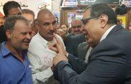 صور.. وزير القوى العاملة يتفقد لجان انتخابات شركة شمال القاهرة لتوزيع الكهرباء