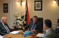 وزير قطاع الأعمال العام يبحث موقف سداد مديونيات الشركات لصالح قطاعى البترول والكهرباء