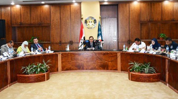 الملا : التعاون بين وزارة البترول ووزارة التضامن الاجتماعى فى توصيل الغاز الطبيعى لغير القادرين