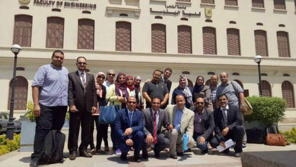 تنمية مهارات مهندسي وزارة الكهرباء من خلال بروتوكول تعاون بين الوزارة وجامعة القاهرة