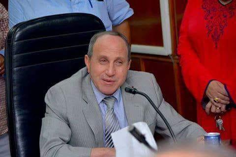 المهندس محمد السيد رئيس شركة القناه لتوزيع الكهرباء يعتمد ترقية 1579 عامل للدرجات الوظيفية الأعلى