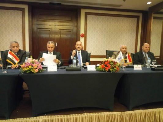 بنك التنمية الصناعية يوقع 3 عقود جديدة مع غاز القاهرة وسينا جاس وبتروتريد