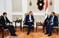 الملا : المرحلة القادمة تشهد زيادة استثمارات الشركات البريطانية العاملة في مصر في مجال انتاج الغاز الطبيعى