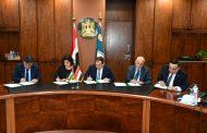 الملا خلال لقائه وزيرة الطاقة الاردنية : توقيع اتفاقيات في مجال تشغيل وصيانة خطوط انابيب وشبكات نقل البترول والغاز الطبيعي بين البلدين