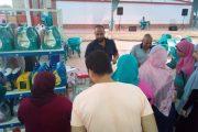 «مصر للبترول» تقيم المعرض السادس لعرض منتجاتها بمصيف العاملين بهيئة قناة السويس