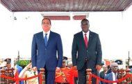 الرئيس السيسي يتلقي دعوة من نظيره التنزاني لوضع حجر اساس سد