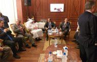 عاجل .. الصور الاولى لبدء انعقاد مؤتمر مصر الاول للطاقة المتجددة بحضور شاكر