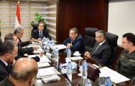 وزير البترول يشهد اجتماع الجمعية التأسيسية الاولى للشركة المصرية لتسويق الفوسفات