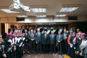 باور نيوز يرصد بالصور احتفالية وزارة الكهرباء بتخريج الدفعة 26 ضمن برنامج اعداد القادة