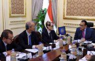 رئيس الوزراء يستعرض مع وفد شركة تويوتا تسوشو اليابانية أنشطتها في مصر