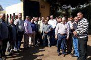 رئيس بوتاجاسكو في زيارة سريعة لمحافظة سوهاج لتفقد مستودع الشركة بمدينة طما