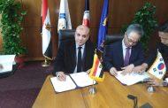 بترومنت توقع اتفاقية تعاون مع شركه كوجاز الكورية العالمية للتعاون الفني المشترك في مجالات الغاز الغاز المسال وصيانة المعدات الدوارة