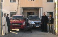 مكتب مكافحة المخدرات بالمنيا بجهض مخططا لإغراق صعيد مصر بتسعين طربة حشيش