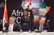 توقيع اتفاقية بين شركة السويدى والمنطقة الاقتصادية لقناة السويس بالعين السخنة بقيمة 10 مليار جنيه