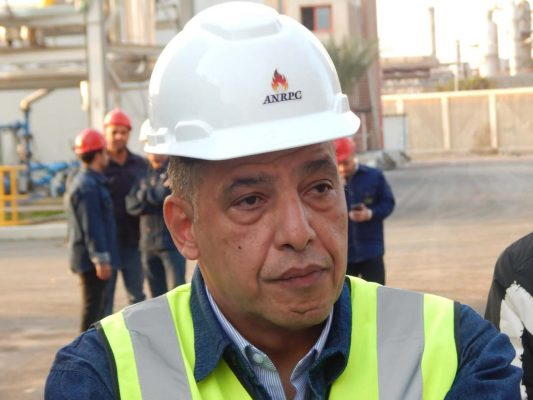 رئيس شركة أنربك : بدأنا في سحب رصيد التنك 205 من البنزين إلي التنك 243 التابع لـ