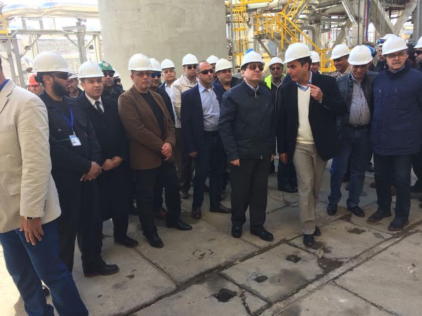 وزير البترول: بدء تنفيذ برنامج متكامل لتطوير ورفع كفاءة معامل التكرير