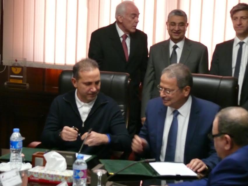 بدء إطلاق مشروع دراسات الربط الأوروأفريقى من خلال تنفيذ جسر الطاقة بين كل من جمهورية مصر العربية وقبرص واليونان