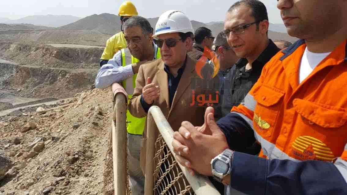 المهندس طارق الملا وزير البترول : موقع باور نيوز متزن وممتاز واتابعه يوميا