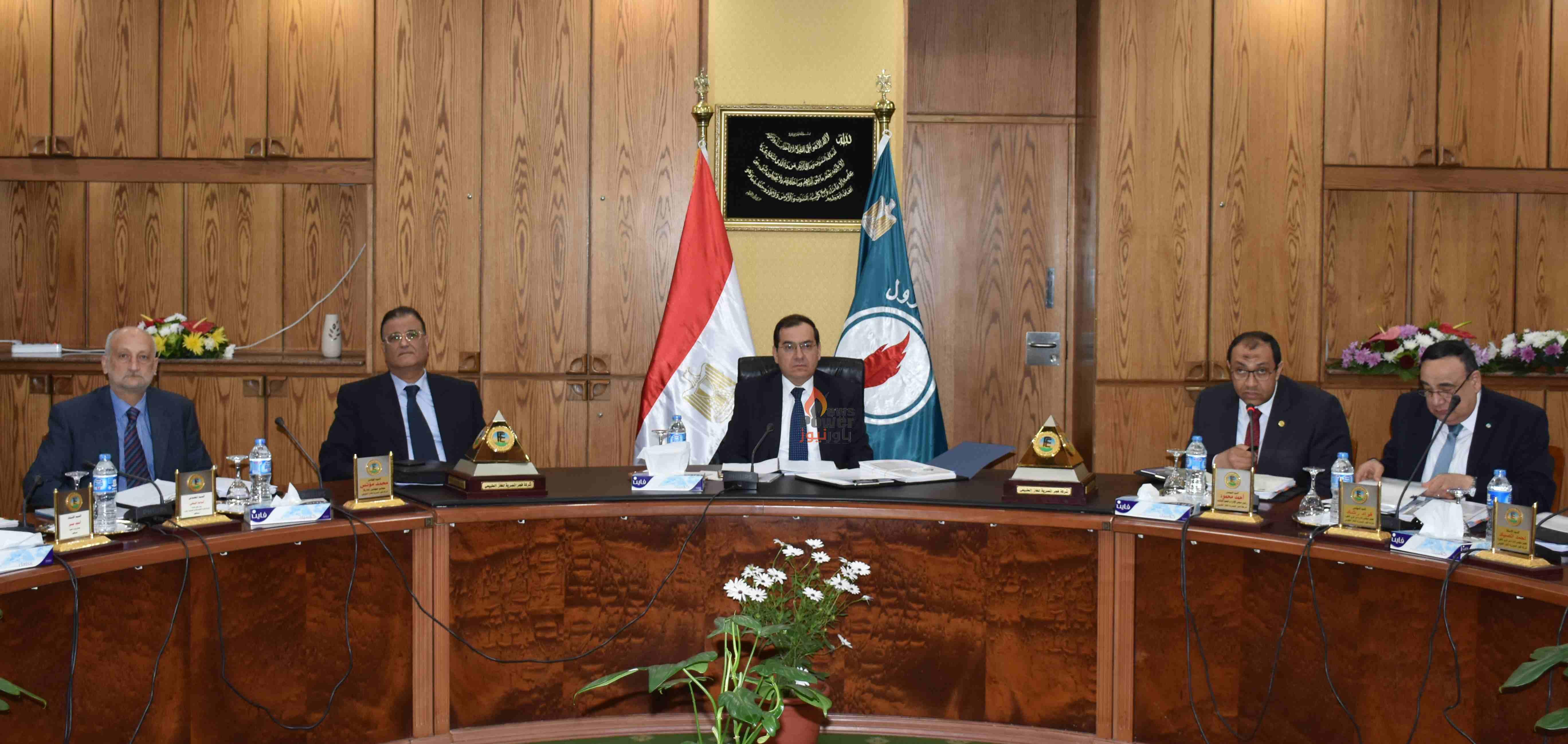 فجر المصرية تعلن انشاء نظام مراقبة بالكاميرات لاستئناف تشغيل خط الغاز العربى