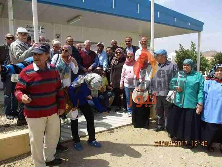 35 من علماء الجيولوجيا فى مصر يتفقدون اليوم العمل بمنجم السكرى .. والحاج يؤكد للموقع «زرنا الموقع لبحث حلول للطاقة»