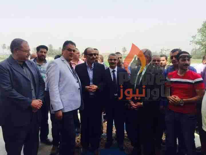 شركة مصر للبترول تستكمل نجاحاتها بإفتتاح محطة أجهور بالقليوبية