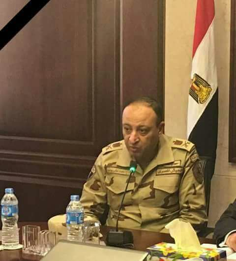موقع باور نيوز ينعى اللواء محمد لطفى قائد المنطقة الشمالية ويعزى قواتنا المسلحة فى الفقيد البطل