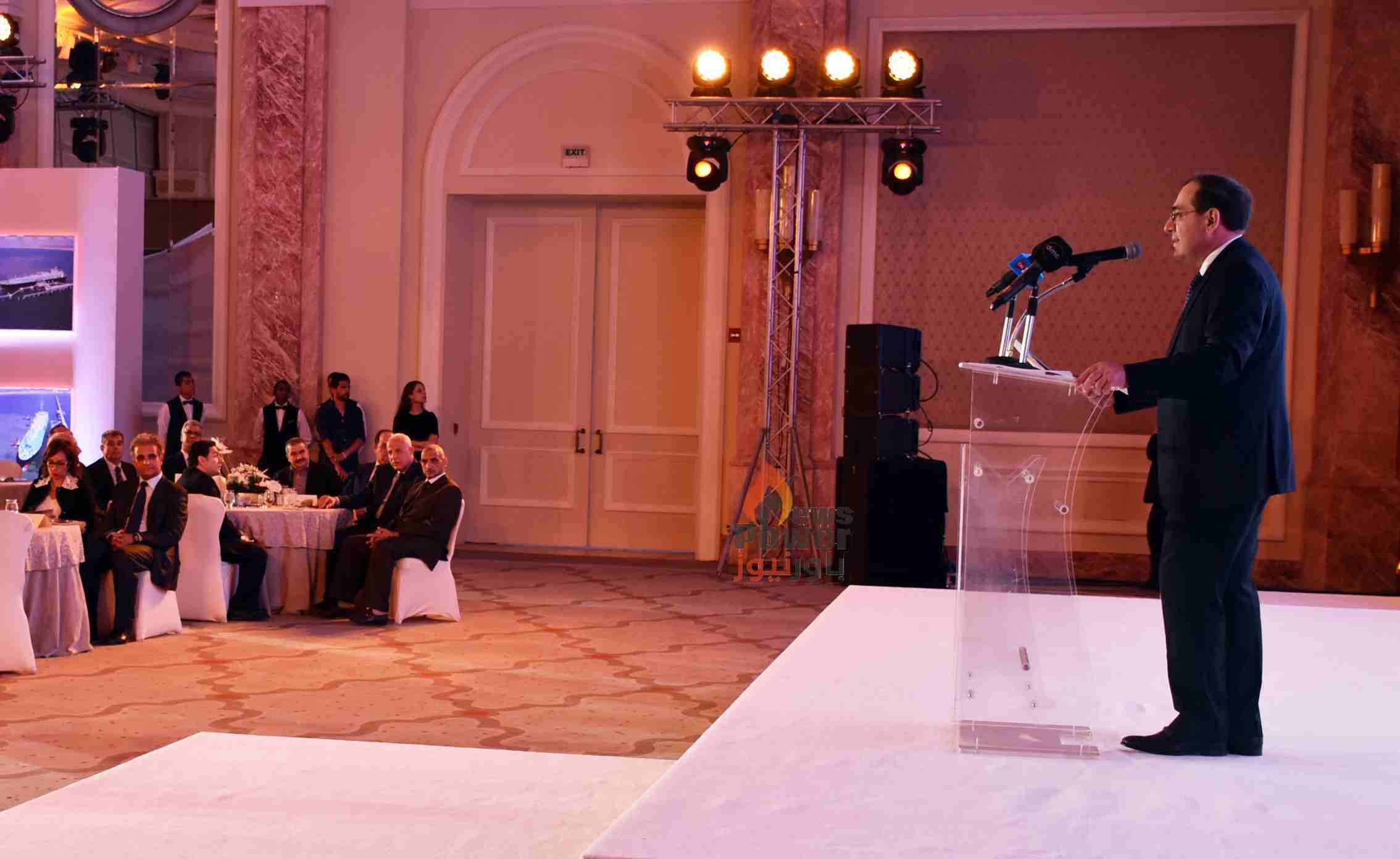 وزير البترول : مصنع اسالة الغاز بادكو من اهم المشاريع فى العالم وسيلعب دورا لصالح الاقتصاد المصرى مستقبلا