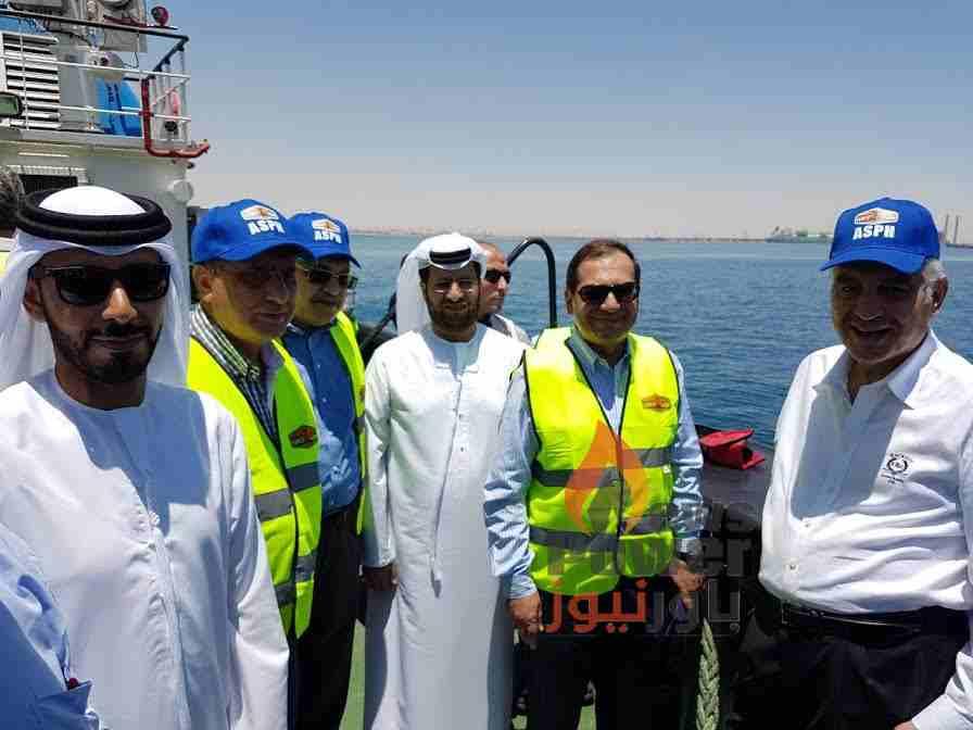 تأكيدا لانفراد باور نيوز.. وزير البترول يتفقد رصيف سوميد الجديد وميناء الغاز المسال بالعين السخنة